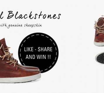 Win Blackstone Schoenen (Verlopen)